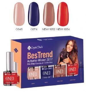 2017 Autumn-winter bestrend colours one step kit